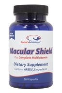 Doctor's Advantage - Macular Shield AREDS 2 plus Complete Multivitamin - 120 Capsules