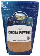 Shiloh Farms - Organic Cocoa Powder - 16 oz.