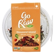 Go Raw - Organic Salad Snax Thousand Island - 1 oz.