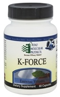 Ortho Molecular Products - K-Force - 60 Capsules