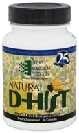 Ortho Molecular Products - Natural D-Hist - 40 Capsules