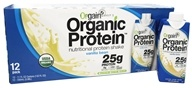 Orgain - Organic Ready To Drink High Protein Shake Vanilla Bean - 12 Pack