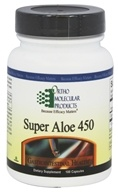 Ortho Molecular Products - Super Aloe 450 - 100 Capsules