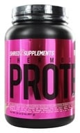 Shredz Supplements - Thermogenic Protein Made for Women Vanilla - 32 oz.