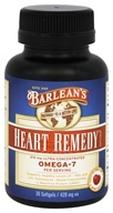 Barlean's - Heart Remedy - 30 Softgels