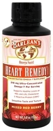 Barlean's - Heart Remedy Omega Swirl Concentrated Omega-7 Mixed Red Berry - 5.6 oz.