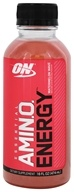 Optimum Nutrition - Essential AmiN.O. Energy RTD Watermelon Wave - 16 oz.