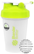 Blender Bottle - Classic Shaker Bottle with Loop Green - 20 oz. By Sundesa