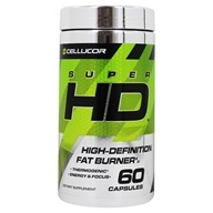 Cellucor - Super HD Weight Loss - 60 Capsules