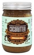 Sweet Spreads - CocoNutter All Natural Flavored Coconut Butter Cinnamon Roll - 15 oz.