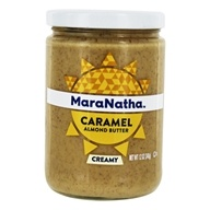 MaraNatha - All Natural Caramel Almond Spread - 12 oz.