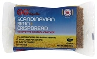 Health Valley - GG Unique Fiber Scandinavian Bran Crispbread - 3.5 oz.