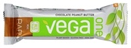 Vega - Vega One All-In-One Meal Bar Chocolate Peanut Butter - 2.26 oz.