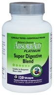 Absorbaid - Platinum Super Digestive Blend - 120 Vegetarian Capsules