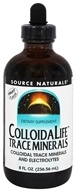 Source Naturals - ColloidaLife Trace Minerals Fruit Flavor - 8 oz.