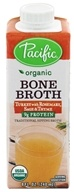 Pacific Natural Foods - Organic Bone Broth Turkey with Rosemary, Sage & Thyme - 8 oz.