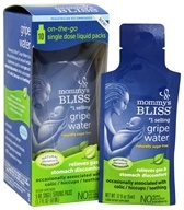 Mommy's Bliss - Gripe Water On-The-Go Single Dose Liquid Packs - 10 Pack(s)