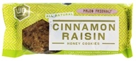 WB Kitchen - All Natural Honey Cookies Cinnamon Raisin - 2 oz.