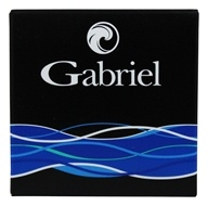 Gabriel Cosmetics Inc. - Dual Powder Foundation Refill Light Beige - 1 Count