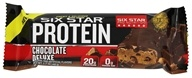 Six Star Pro Nutrition - Protein Bar Chocolate Deluxe - 1.7 oz.