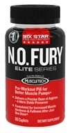 Six Star Pro Nutrition - Elite Series N.O. Fury - 60 Caplets