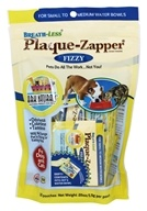 Ark Naturals - Breath-Less Fizzy Plaque Zapper for Small to Medium Water Bowls - 30 Pouches