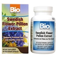 Bio Nutrition - Swedish Flower Pollen Extract 500 mg. - 60 Capsules