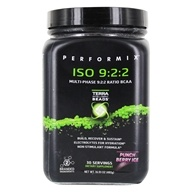 Performix - ISO 9:2:2 Multi-Phase BCAA Punch Berry Ice - 16.93 oz.