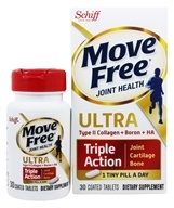 Schiff - Move Free Ultra Triple Action - 30 Coated Tablet(s)