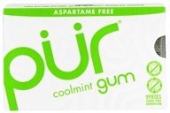 Pur Gum - Sugar Free Chewing Gum Coolmint - 9 Piece(s)