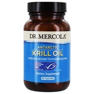 Dr. Mercola Premium Products - Krill Oil - 60 Capsules