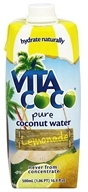 Vita Coco - Coconut Water 500 ml. Lemonade - 16.9 oz.