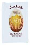Justin's Nut Butter - Almond Butter Squeeze Pack Vanilla - 1.15 oz.