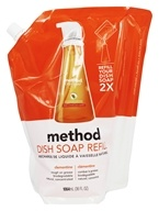 Method - Dish Soap Refill Clementine - 36 oz.