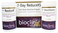 Bioclinic Naturals - 7-Day ReduceXS Total Body Cleansing Program Kit - 4 Piece(s)