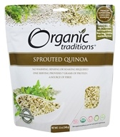 Organic Traditions - Sprouted Quinoa - 12 oz.