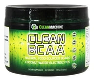 Clean Machine - Clean BCAA Natural Food-Sourced BCAA's 30 Servings - 132 Grams