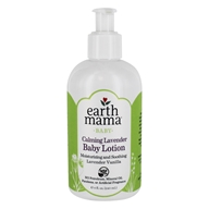 Earth Mama Angel Baby - Calming Lavender Baby Lotion - 8 oz.