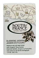 South of France - French Milled Vegetable Bar Soap Blooming Jasmine - 1.5 oz.