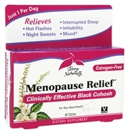 EuroPharma - Terry Naturally Menopause Relief - 60 Tablets