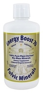 Morning Star Minerals - Energy Boost 70 - 32 oz.