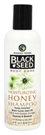 Amazing Herbs - Black Seed Moisturizing Honey Shampoo - 8 oz.