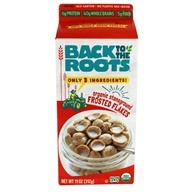 Back to the Roots - Organic Stoneground Flakes - 11 oz.
