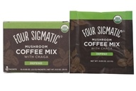 Four Sigmatic - Mushroom Coffee Mix - 10 Packet(s)