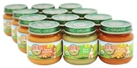 Earth's Best - My First Veggies Starter Pack Sweet Potatoes, Peas & Carrots - 12 Pack