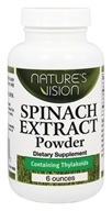 Nature's Vision - Spinach Extract Powder 5 g. - 6 oz.