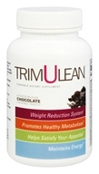 TrimULean - Weight Reduction System Chocolate - 60 Chewable Tablets