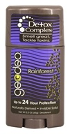 GeoDeo - Deodorant Plus Detox Complex Rainforest - 2.3 oz.