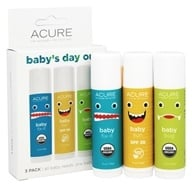 ACURE - Organic Baby's Day Out Kit - 3 Pack