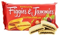 Pamela's Products - Figgies and Jammies Extra Large Cookies Strawberry and Fig - 9 oz.